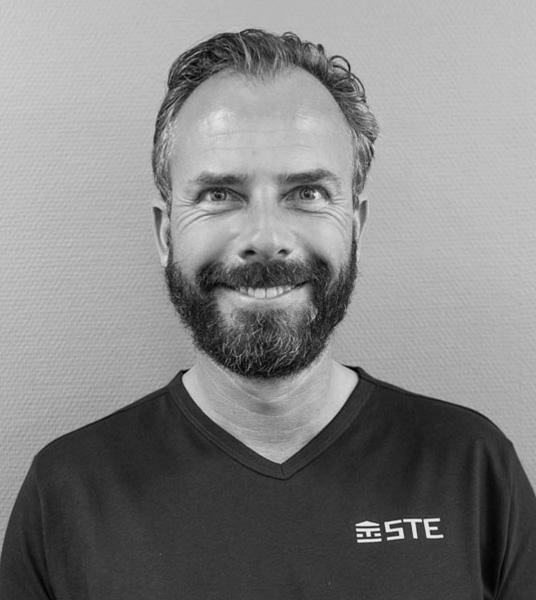 Lars Rudolph Pedersen, STE